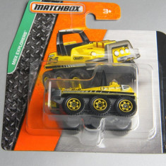 Macheta auto - MatchBox - ATV 6x6