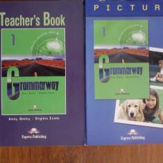 Grammarway 1 - Teacher's Book / C18P - Curs Limba Engleza Altele