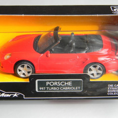Macheta auto Alta - Top Mark - PORSCHE 997 TURBO CABRIOLET, 1:43