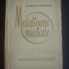 EUGENIU SPERANTIA - MEDALIOANE MUZICALE