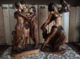 Frumoase statuete nud