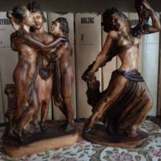 Frumoase statuete nud - Figurina/statueta
