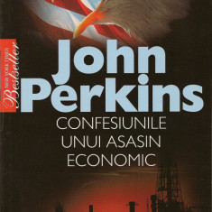 John Perkins - Confesiunile unui asasin economic - Carte masonerie