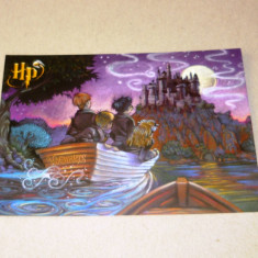 Vedere Harry Potter - Hogwarts - 2+1 gratis - RBK17367 - Carte postala tematica, Necirculata, Fotografie