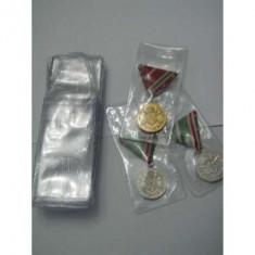 Schulz PVC ambalaje/protectie pentru decorații și medalii - 50 buc. pachet