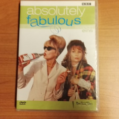 Film DVD Absolutely Fabulous Germana
