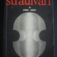 GYORGY SZANTO - STRADIVARI