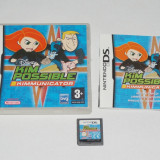 Joc consola Nintendo DS - Kim Possible Kimmunicator