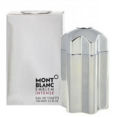 Montblanc Emblem Intense EDT 60 ml pentru barbati - Parfum barbati Mont Blanc, Apa de toaleta