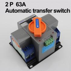 Trecere automata swich automat intre doua surse AC 13 KW