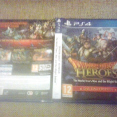 Dragon Quest Heroes - PS4