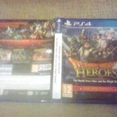 Dragon Quest Heroes - PS4 - Jocuri PS4, Actiune, 12+, Single player