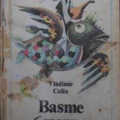 Basme (uzata) - Vladimir Colin, 386862 - Carte Basme