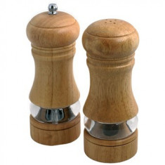Set solnita si rasnita de piper BH-7807 - Rasnita manuala