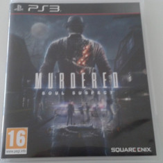 Murdered Soul Suspect - Jocuri PS3 Square Enix