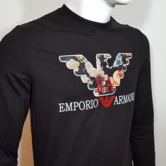 Bluza Emporio Armani - Bluza barbati, Marime: S, M, L, XL, Culoare: Negru