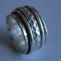 Inel de argint -model antistres -716 - Inel argint