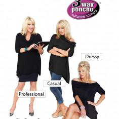 Bluza Caresse 3 moduri de purtare