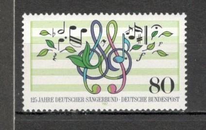 Germania.1987 125 ani Asociatiile muzicale  SG.569 foto mare