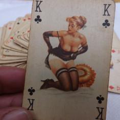 Carti de poker din perioada interbelica cu ilustratii erotice.Reducere! - Carti poker Poker Stars