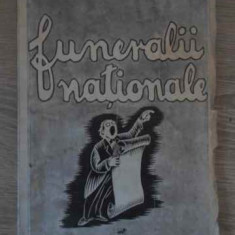 Funeralii Nationale Nuvele Si Schite - Marin Iorda ,386717