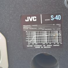 Boxe JVC S 40