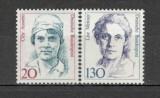 Germania.1988 Personalitati feminine  SG.600, Nestampilat