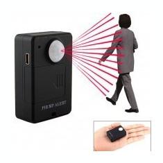 Microfon spion cu senzor detectare miscare si alarma GSM A9
