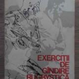 Exercitii De Gandire Rugbystica - Dumitru Manoileanu ,386915