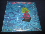 T-Connection ‎– Pure & Natural _ vinyl(LP,album) SUA (funk,disco), VINIL, capitol records