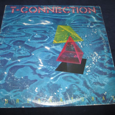 T-Connection ‎– Pure & Natural _ vinyl(LP, album) SUA (funk, disco) - Muzica Dance capitol records, VINIL