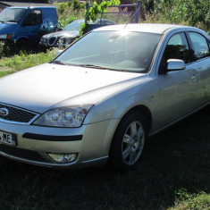 Ford Mondeo GHIA, 2.0 TDCI, an 2006, Motorina/Diesel, 1 km, 1998 cmc
