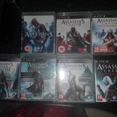 Assassins Creed collection PS3 - Jocuri PS3 Ubisoft