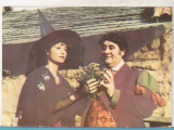 Bnk cp Angela Similea si Jorj Voicu - carte postala necirculata, Printata