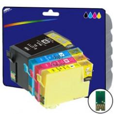 Set de 5 cartus pentru imprimanta Epson 2 buc E2711, E2712, E2713, E2714