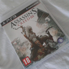 Assassins Creed 3 Ps3 - Assassins Creed 4 PS3 Ubisoft