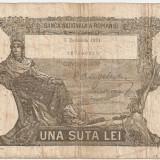 ROMANIA 100 LEI 1931 F