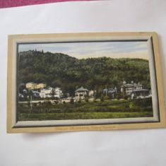 Cp slanic moldova anul 1911 vedere generala - Carte Postala Moldova 1904-1918, Stare: Circulata, Tip: Printata
