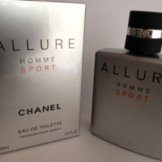 Chanel Allure Homme Sport Made in France - Parfum barbati Chanel, Apa de toaleta, 100 ml