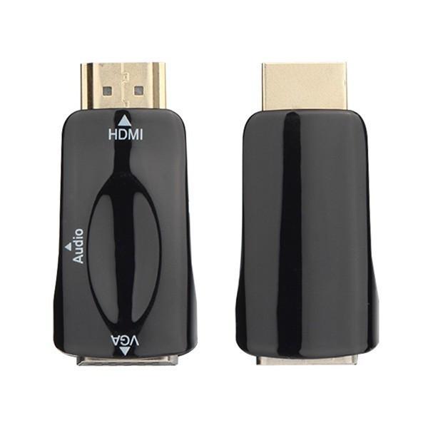 Adaptor HDMI-VGA, conectare PS3, XBOX360, PS4, Xbox one, cu monitor, proiector!