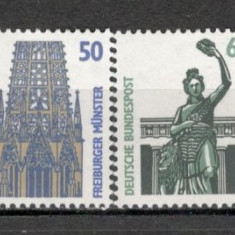 Germania.1987 Frumuseti turistice SG.583 - Timbre straine, Nestampilat