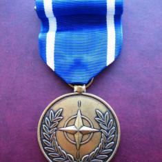 Medalia NATO - Decoratie
