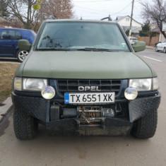 Opel frontera, An Fabricatie: 2000, Motorina/Diesel, 210000 km, 2171 cmc