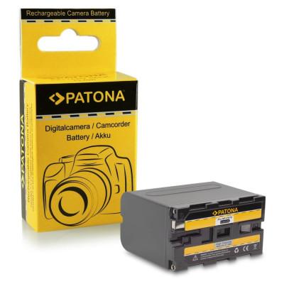Acumulator compatibil SONY NP-F970, NP-F960, DCR-VX2100, HDR-FX1, marca Patona, foto