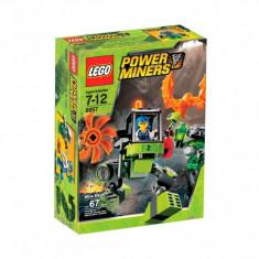 LEGO - Power Miners Mine Mech #8957 (se poate combina cu #8956), 6-10 ani