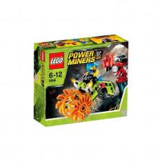 LEGO - Power Miners Stone Chopper #8956 (se poate combina cu #8957), 6-10 ani
