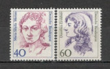 Germania.1987 Personalitati feminine  SG.579, Nestampilat