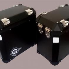 Cutii moto aluminiu - Top case - cutii Moto
