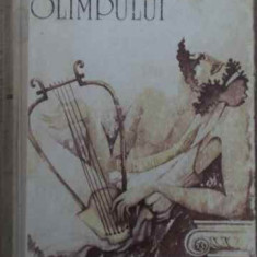 Legendele Olimpului Zeii+eroii - Alexandru Mitru, 386873 - Carte Basme