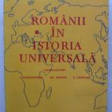 Gh. Buzatu, I. Agrigoroaiei - Romanii In Istoria Universala Volumul III - Istorie